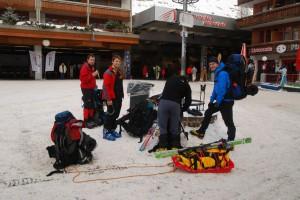 Zermatt Bahnhof