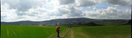 Taunusstein-Limes-Panorama
