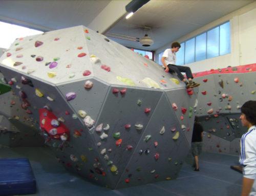 Moove die neue Boulderhalle in Aachen