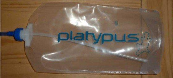 Platypus Faltflasche mit Source ConverTube