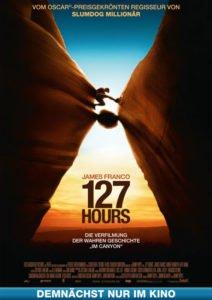Plakat zu 127 Hours