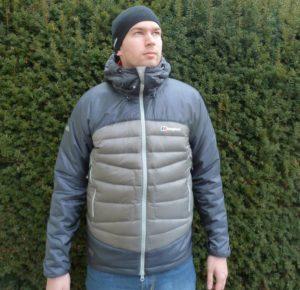 Berghaus Men's Mount Asgard Hybrid Jacket Front