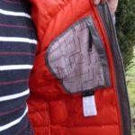 Berghaus Men's Mount Asgard Hybrid Jacket Innentasche