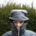 Berghaus Men's Mount Asgard Hybrid Jacket Kapuze