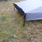 Tarptent Contrail Abspannung