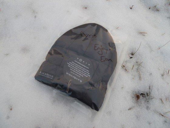 Verpackter BlackRock Hat