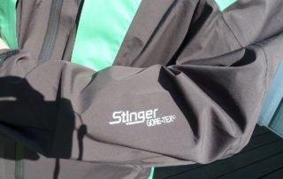 Tilak Stinger Jacket Logo
