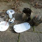 Multifuel-Kocher für Cone-Systeme