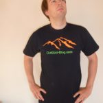 Outdoor Blog T-Shirt