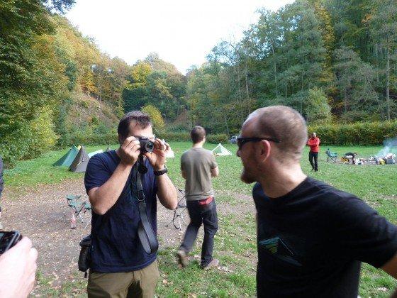 hrXXL macht ein Foto von hornarr