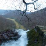 Uracher Wasserfall-Kante