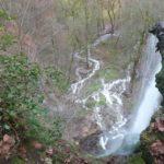 Wasserfall Bad Urach von oben