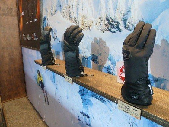 Beheizte Handschuhe von Outdoor Research