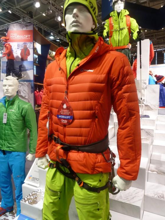 Berghaus Ulvetanna Hybrid Jacket