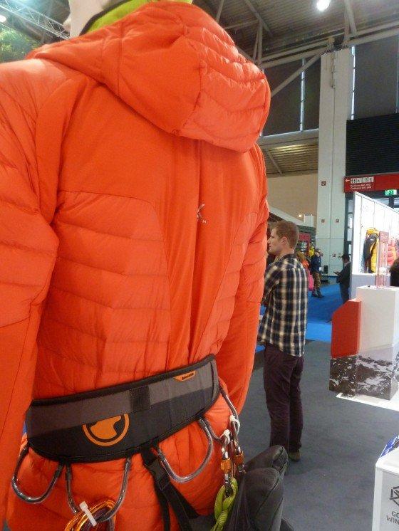Berghaus Ulvetanna Hybrid Jacket von hinten