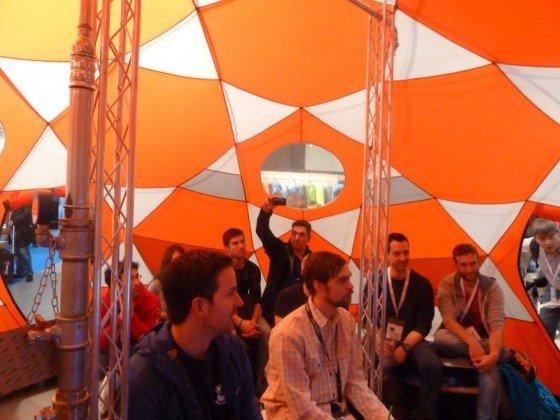 Bloggertreffen mit Ueli Steck