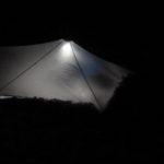 TrailStar bei Nacht