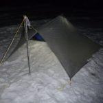 TrailStar im Schnee