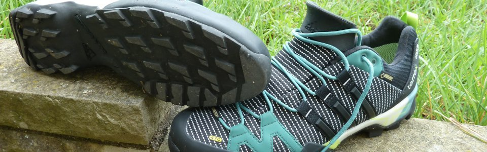 Adidas Terrex Scope GTX Teaser