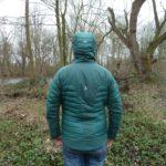 Berghaus - Men's Ulvetanna Hybrid Hydrodown Jacket von hinten