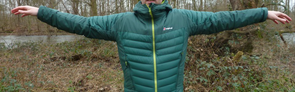 Berghaus – Men's Ulvetanna Hybrid Hydrodown Jacket