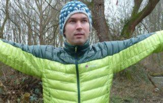 Berghaus Ramche Hyper Down Jacket Teaser