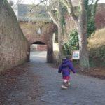 Ein Familien-Ausflug zur Burg Nideggen