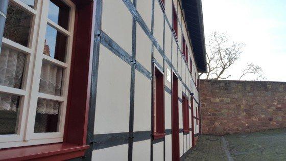 Das DAV Sektionshaus der Sektion Düren