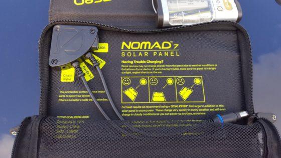Nomad 7 Rückseite