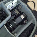 Kamerafach im Detail