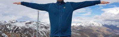 66 NORTH – Grettir Zipped Jacket