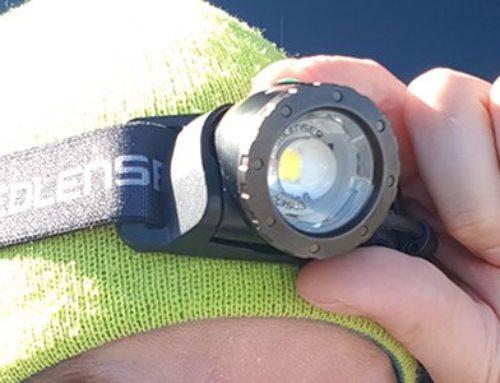 Ledlenser MH10 Stirnlampe