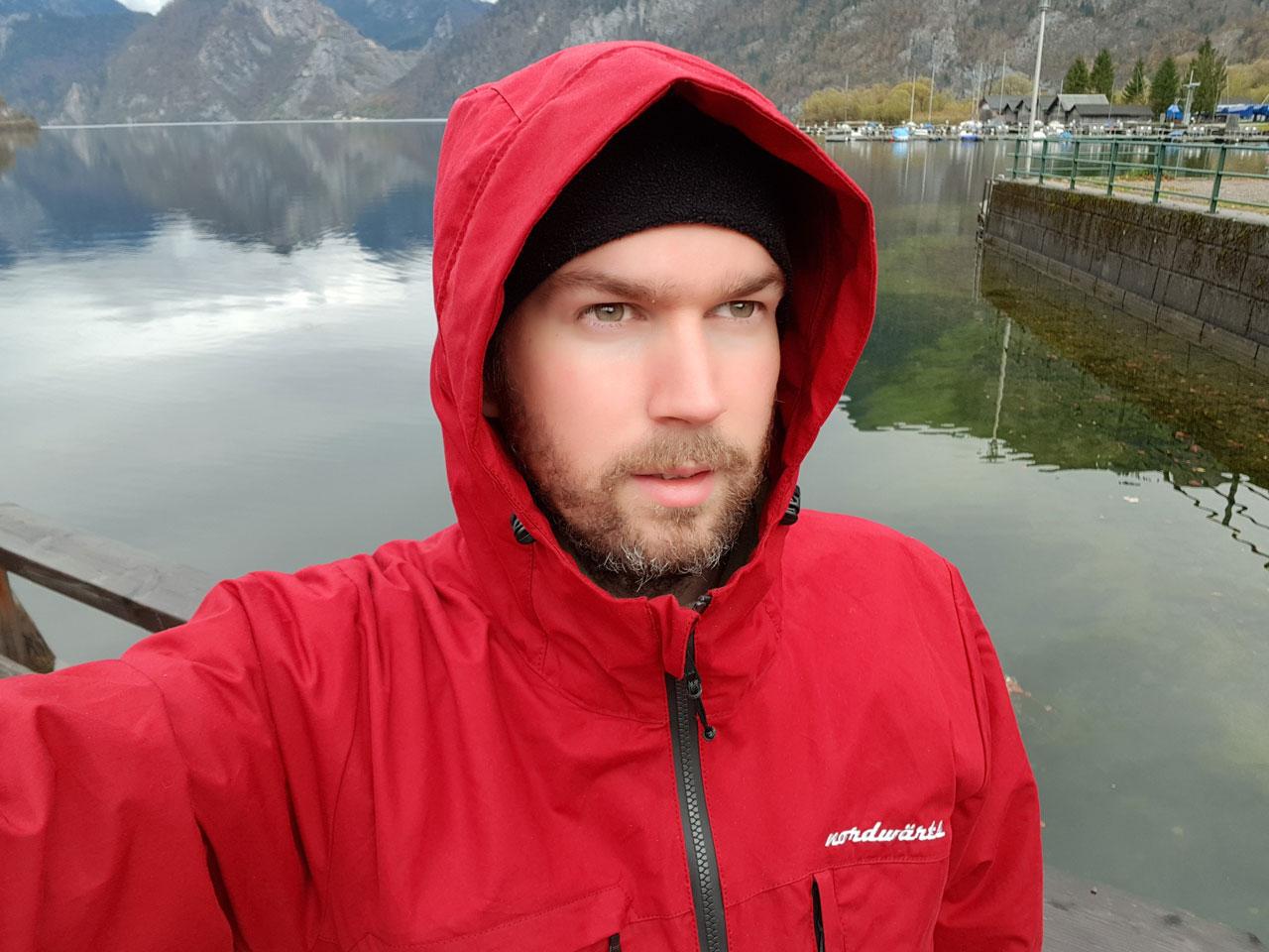 Nordwärts Lenne EtaProof Jacke im Test | Review auf Outdoor