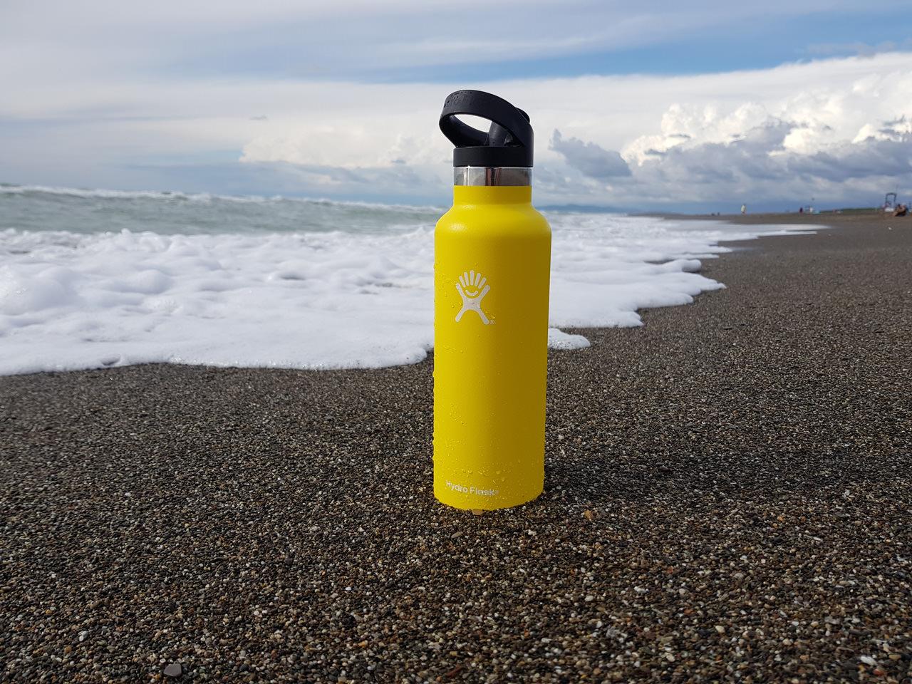 Hydro Flask Beach